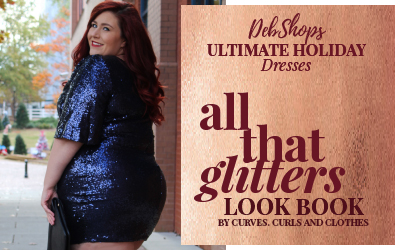 DebShops Ultimate Plus Size Holiday Dresses Look Book ...